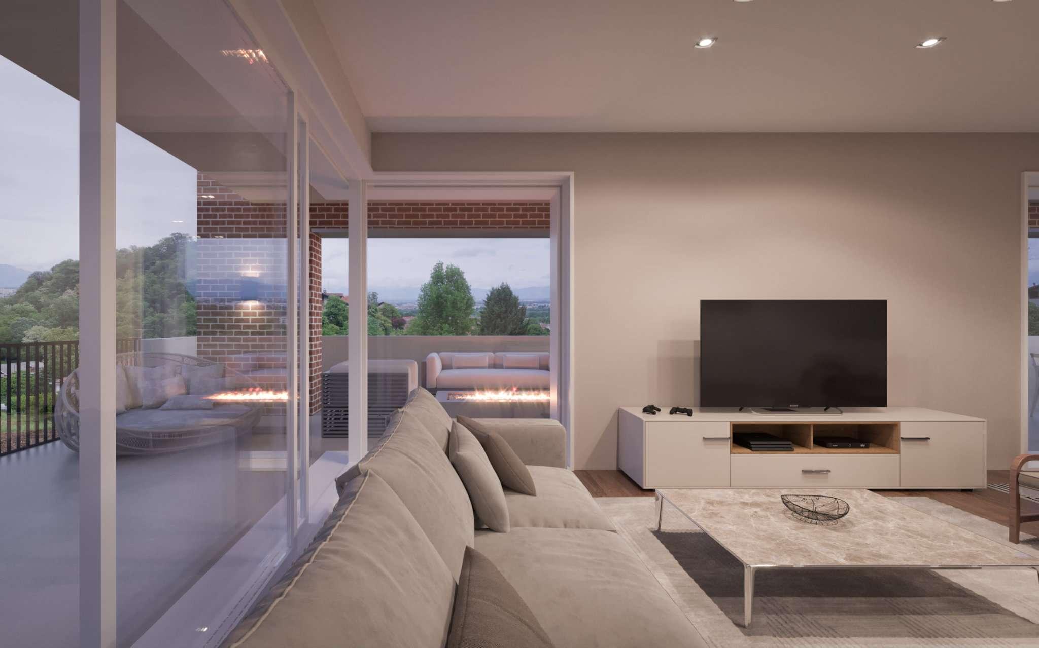 Appartamento in vendita a San Mauro Torinese, 6 locali, prezzo € 485.000 | PortaleAgenzieImmobiliari.it