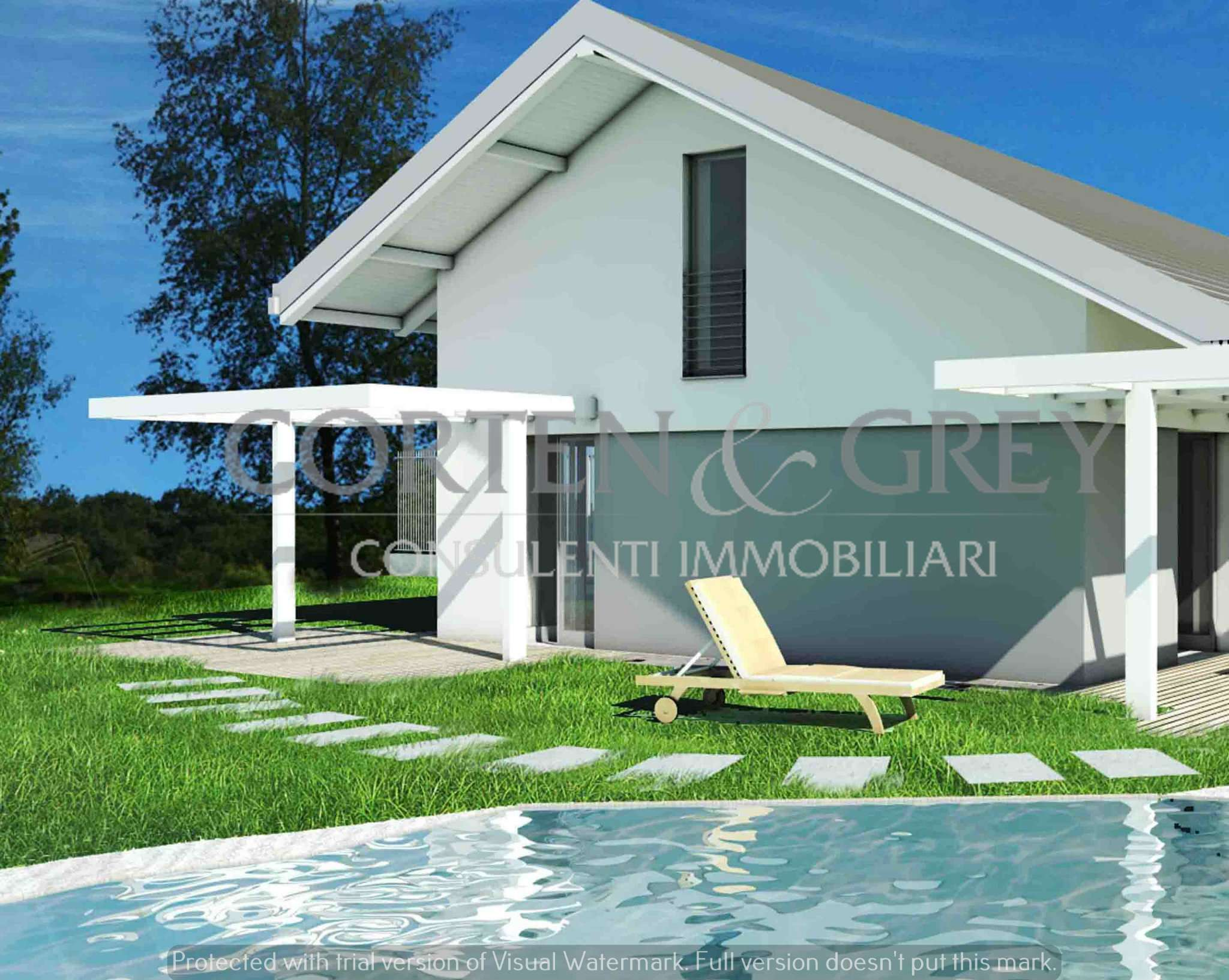 Villa Bifamiliare in vendita a Gassino Torinese, 4 locali, prezzo € 260.000 | PortaleAgenzieImmobiliari.it