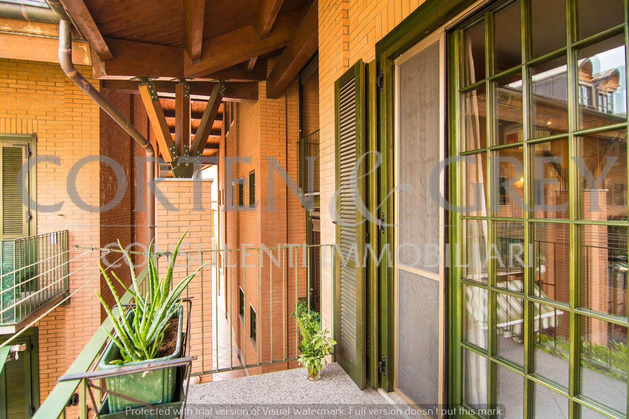Attico / Mansarda in vendita a San Mauro Torinese, 6 locali, prezzo € 330.000 | PortaleAgenzieImmobiliari.it