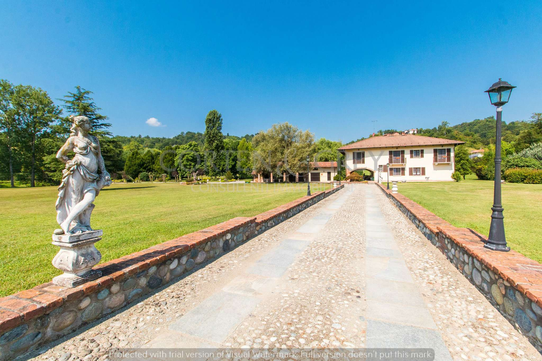 Soluzione Indipendente in vendita a San Sebastiano da Po, 11 locali, prezzo € 980.000   PortaleAgenzieImmobiliari.it