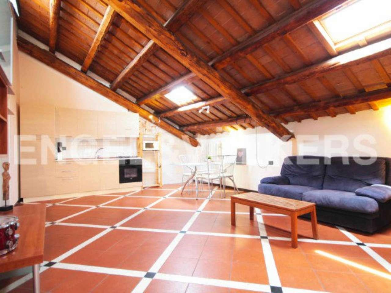Attico / Mansarda in ottime condizioni parzialmente arredato in vendita Rif. 7339086