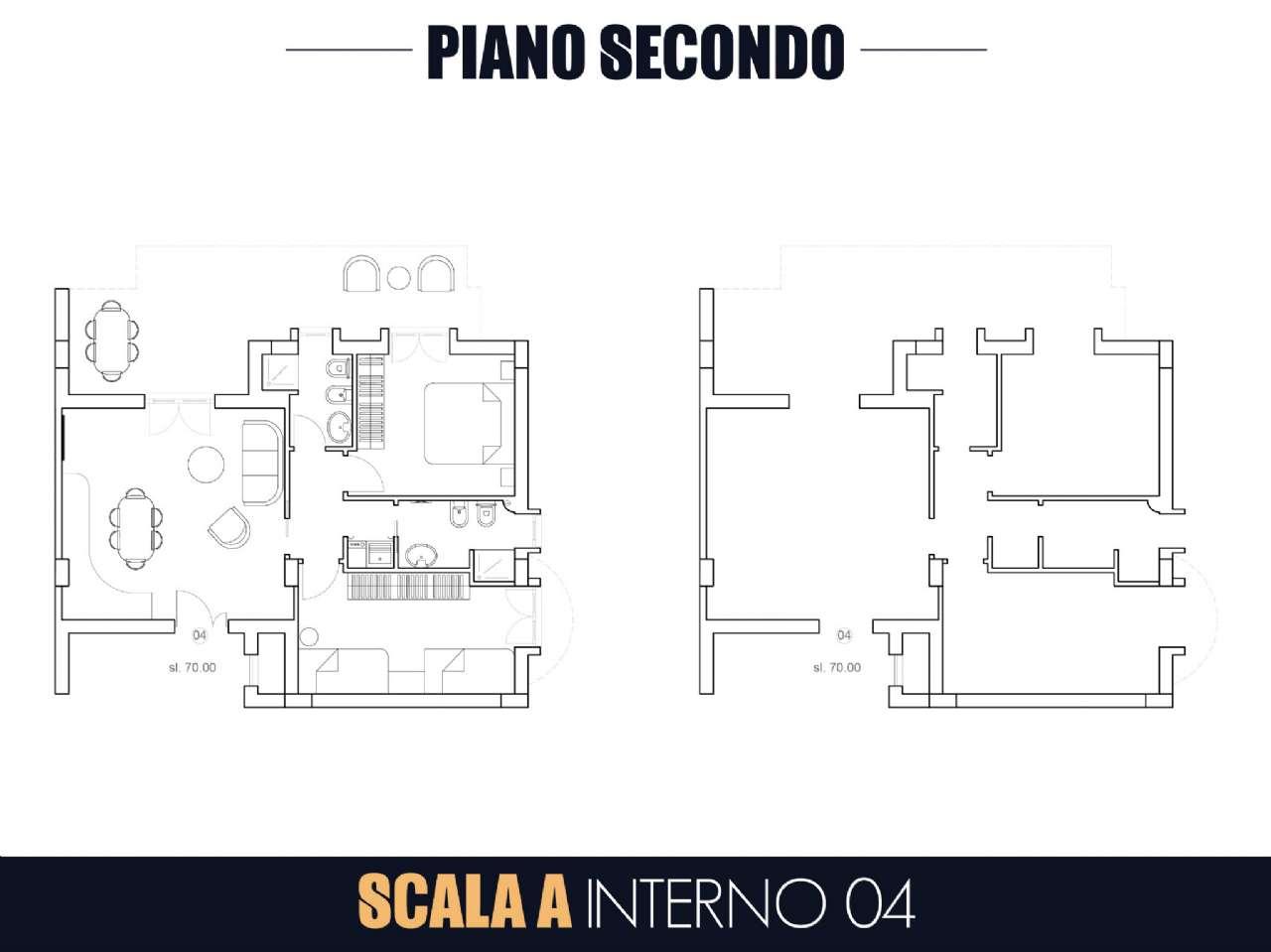 Attico / Mansarda in vendita a Afragola, 3 locali, prezzo € 185.000 | PortaleAgenzieImmobiliari.it