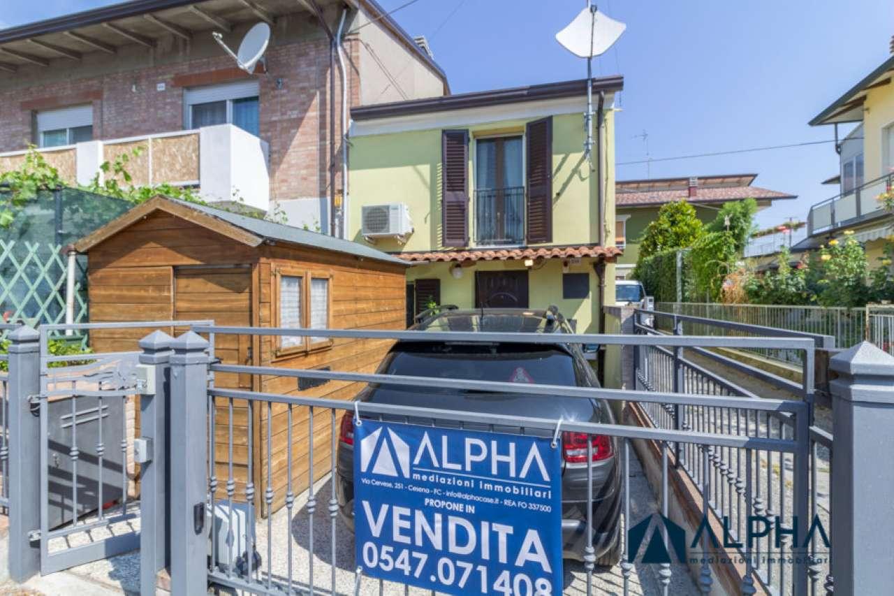 Villa in vendita a Cesena, 3 locali, prezzo € 139.000 | CambioCasa.it