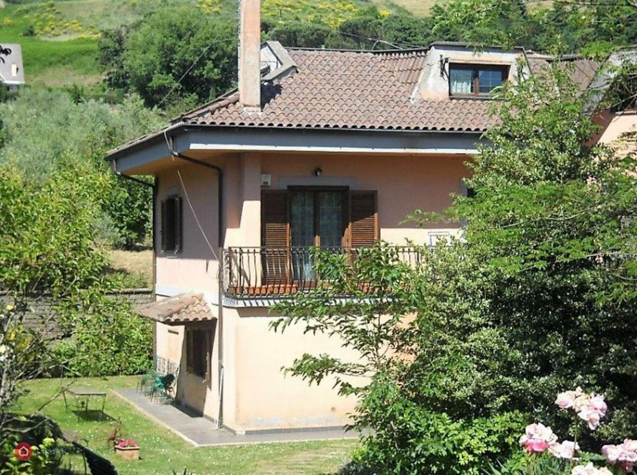 Villa Tri-Quadrifamiliare in vendita a Monte Compatri, 5 locali, prezzo € 295.000 | CambioCasa.it