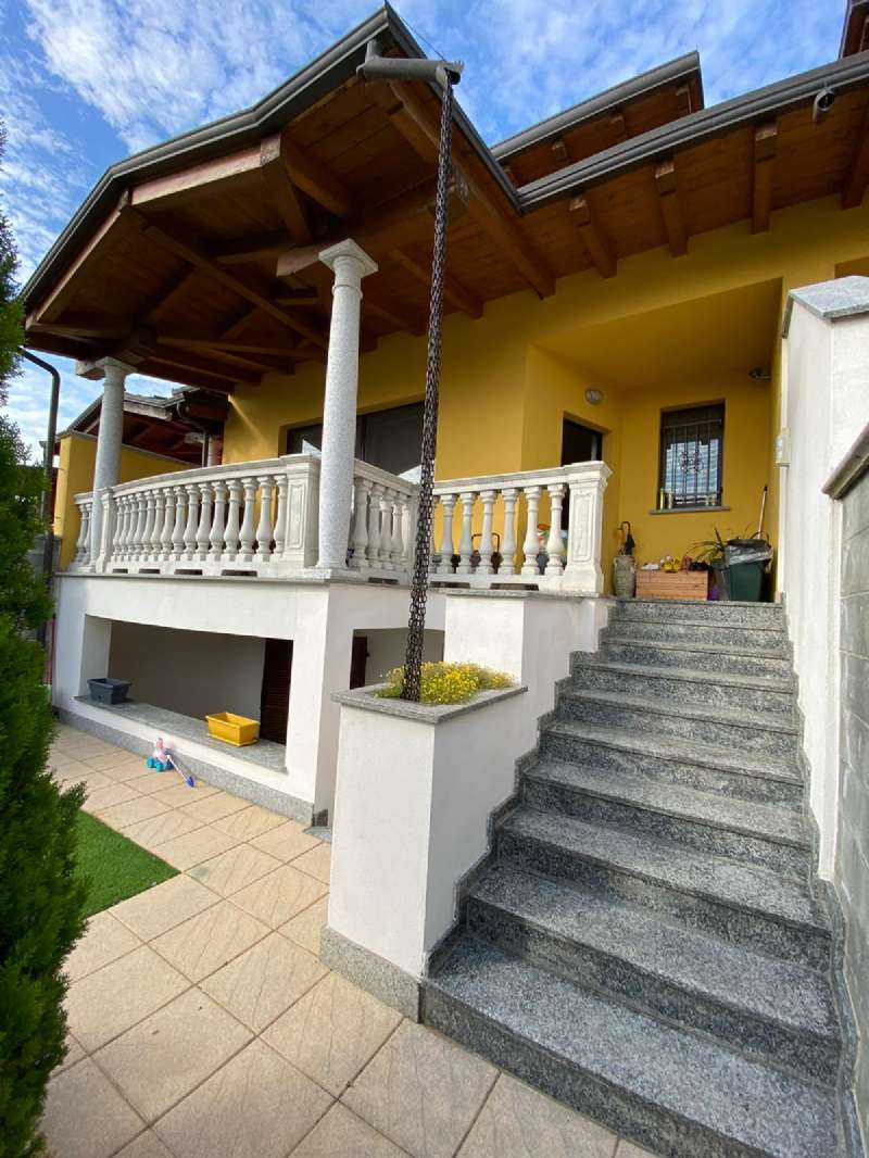 Villa a Schiera in vendita a Garlasco, 5 locali, prezzo € 199.000 | PortaleAgenzieImmobiliari.it