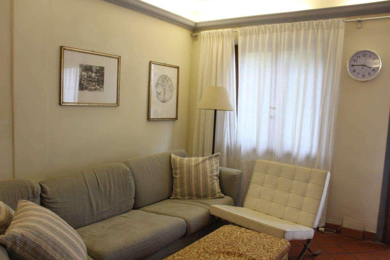 Porzione di casa in ottime condizioni parzialmente arredato in vendita Rif. 7271352