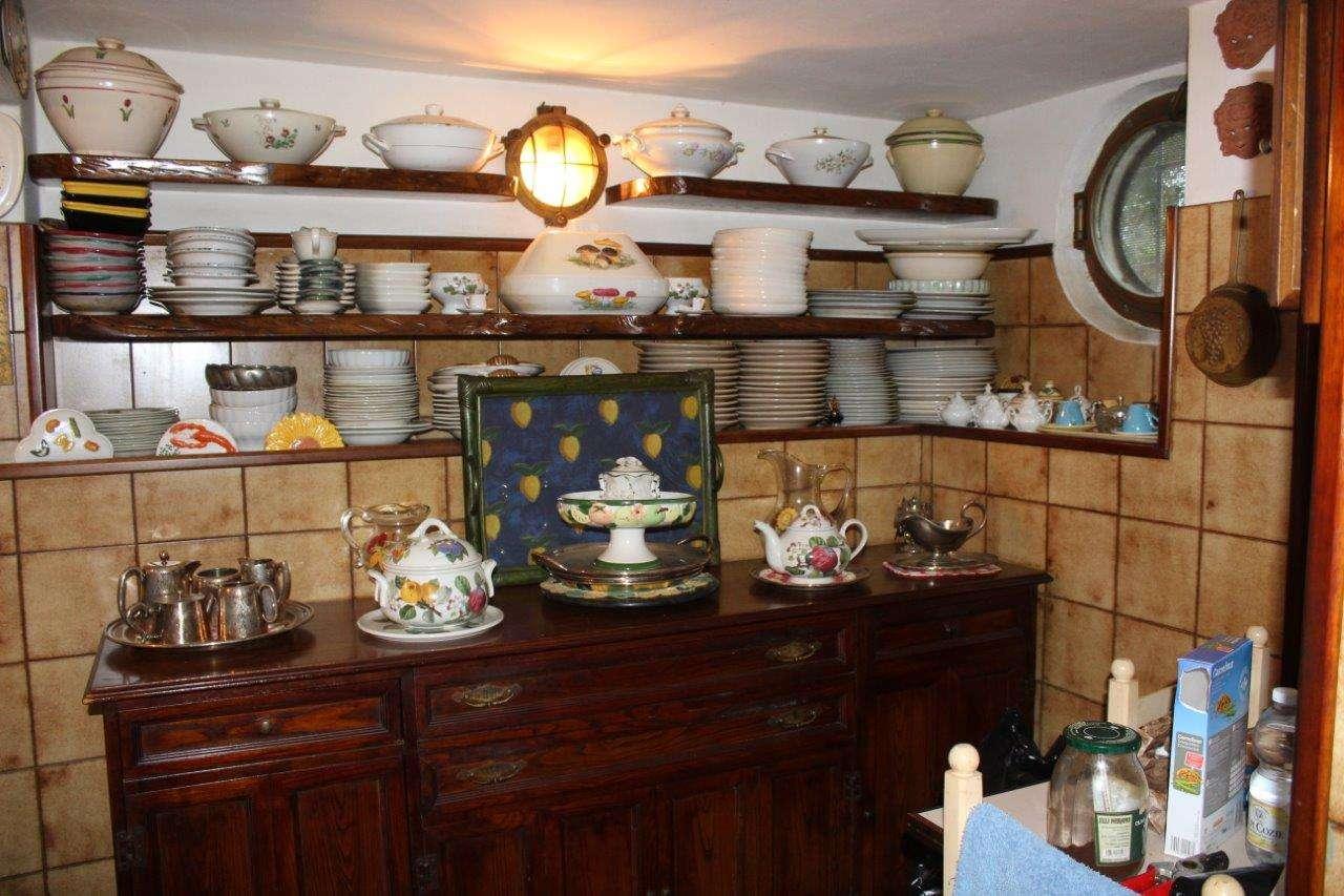 Porzione di casa in buone condizioni parzialmente arredato in vendita Rif. 7785415
