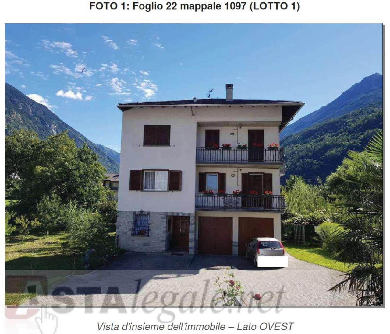 Appartamento in vendita a Grosotto