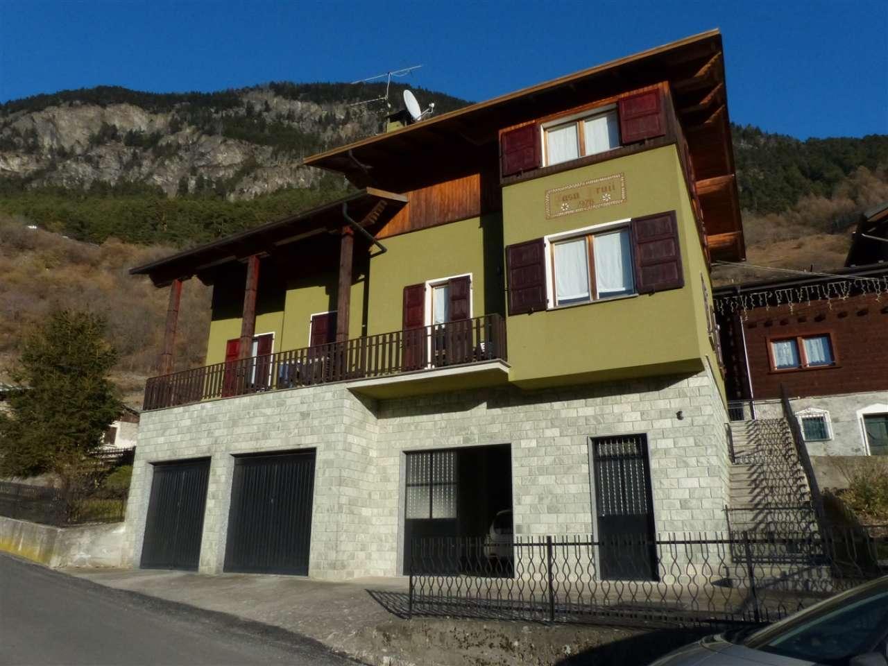 Casa indipendente in vendita a Sondalo