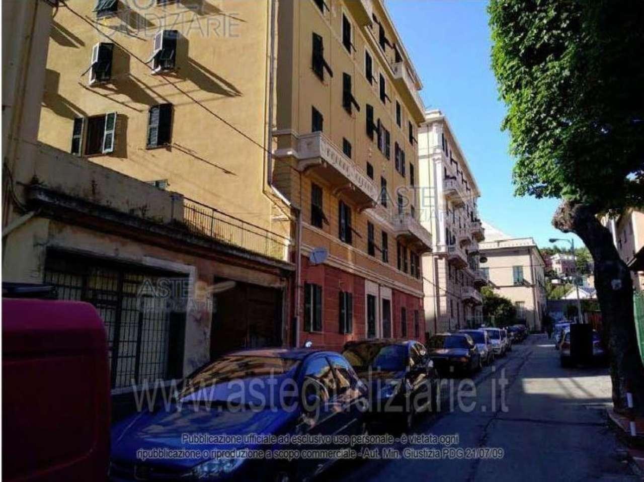 Appartamento in asta a Genova
