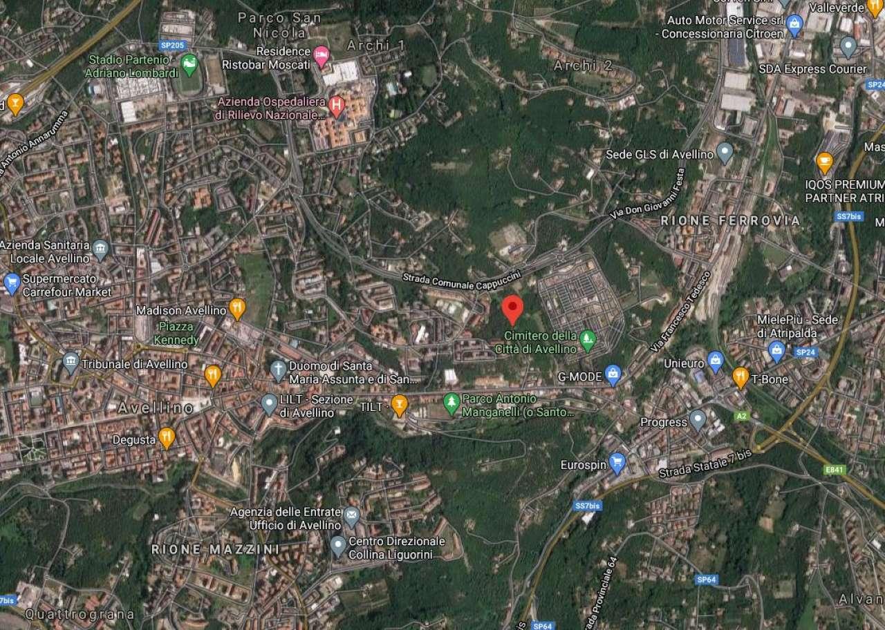 Villa a Schiera in asta a Avellino