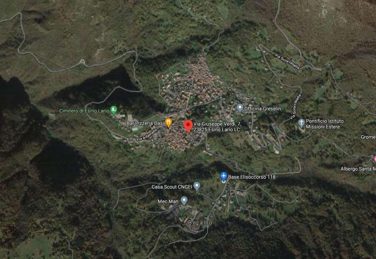 Casa indipendente in asta a Esino Lario