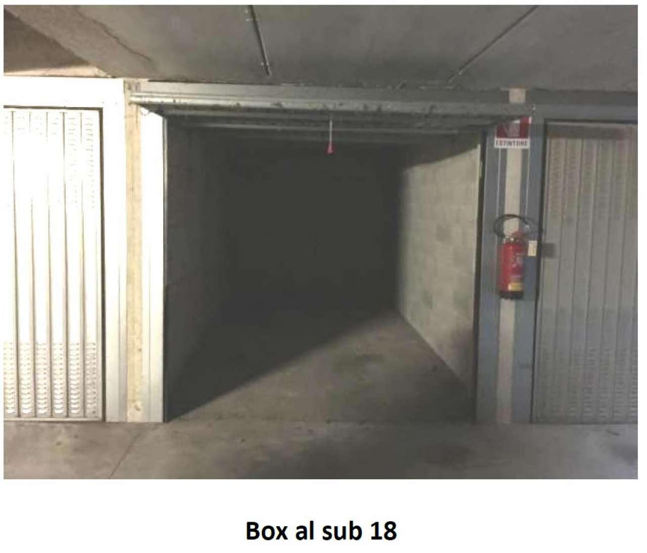 Box in asta a Seregno