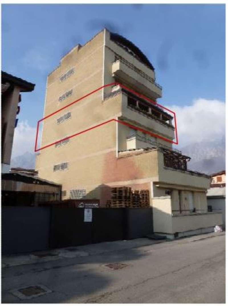 Appartamento in asta a Malgrate