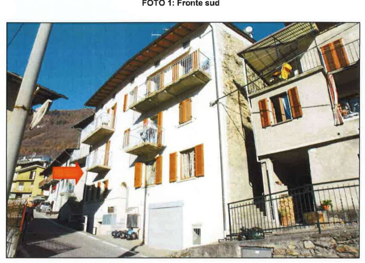 Appartamento in asta a Montagna in Valtellina