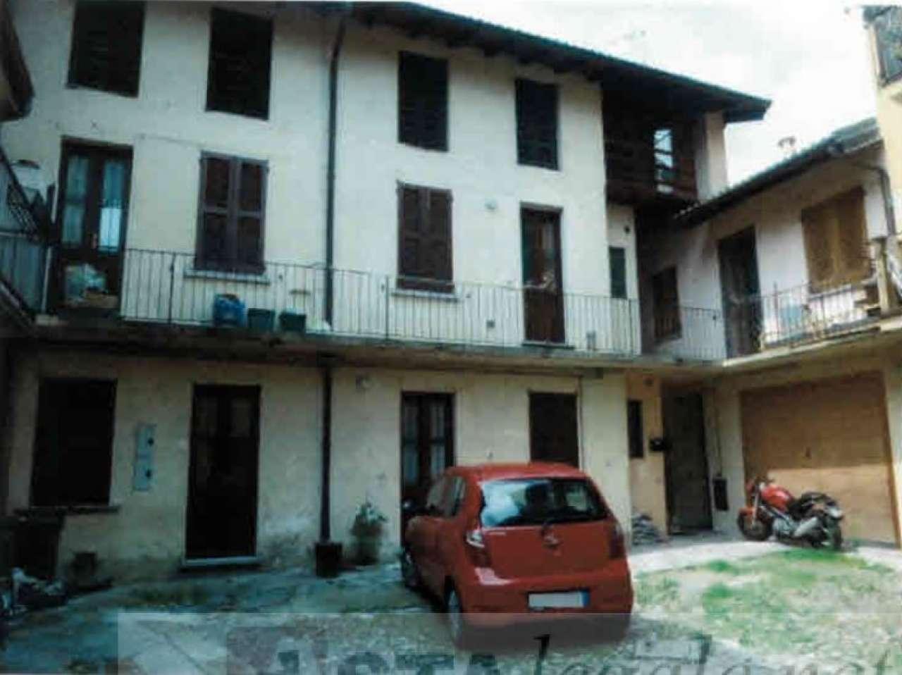 Appartamento in asta a Gavirate