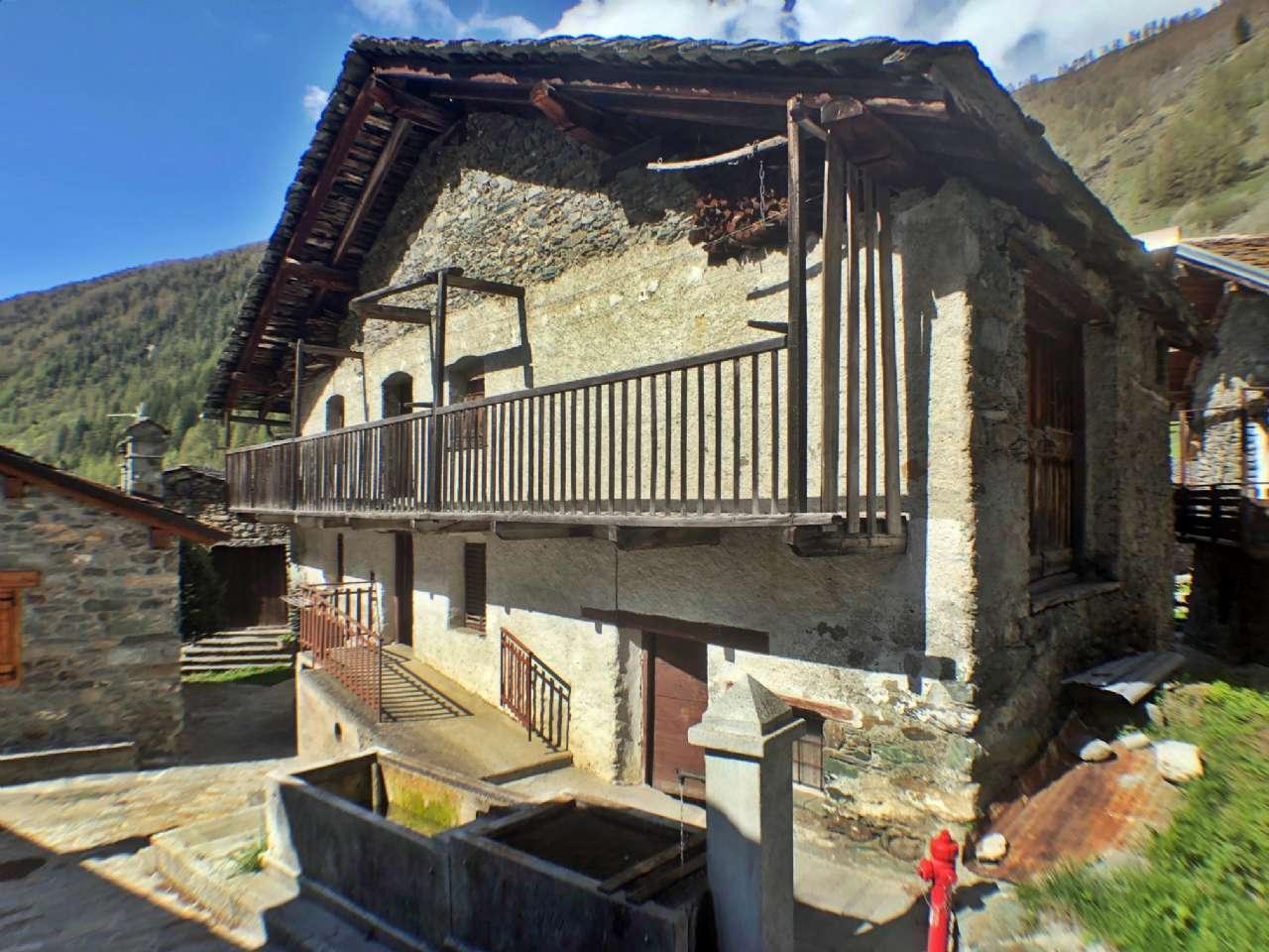 Rustico / Casale in vendita a Ollomont, 6 locali, prezzo € 89.000 | CambioCasa.it