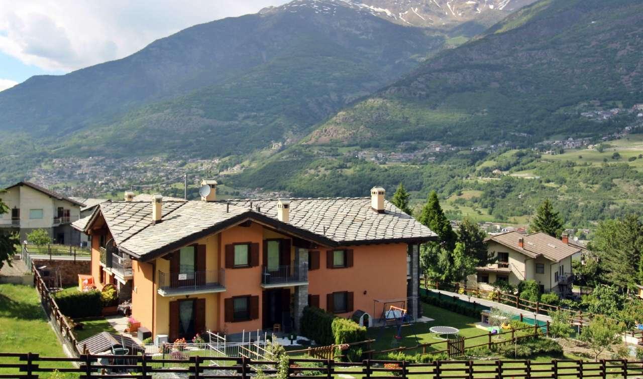 Appartamento in vendita a Brissogne, 3 locali, prezzo € 174.000 | PortaleAgenzieImmobiliari.it
