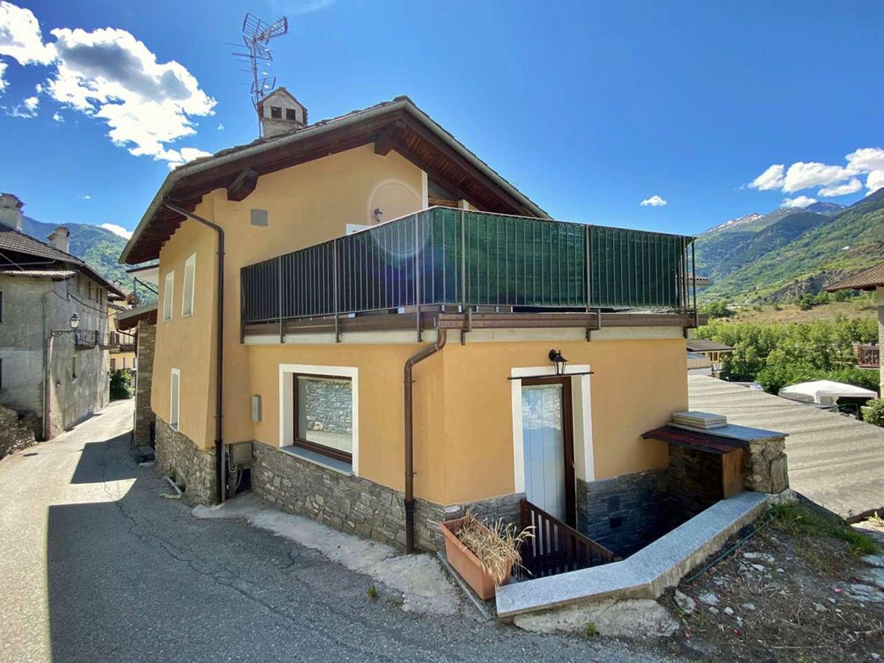Soluzione Indipendente in vendita a Aymavilles, 9999 locali, prezzo € 159.000 | PortaleAgenzieImmobiliari.it