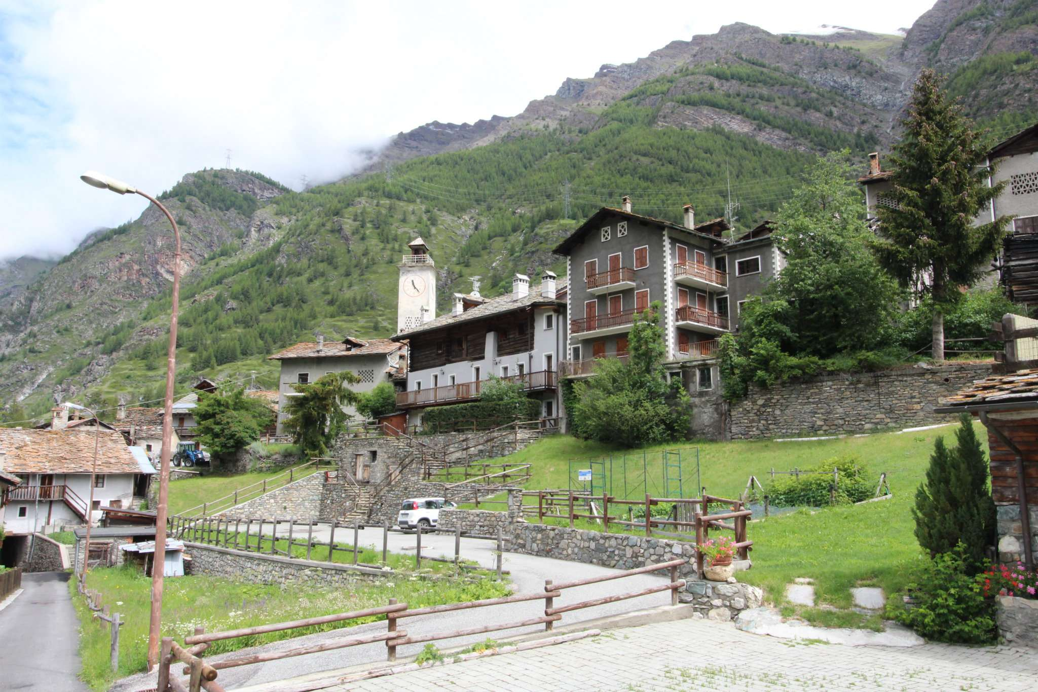 Attico / Mansarda in vendita a Cogne, 4 locali, prezzo € 215.000   PortaleAgenzieImmobiliari.it