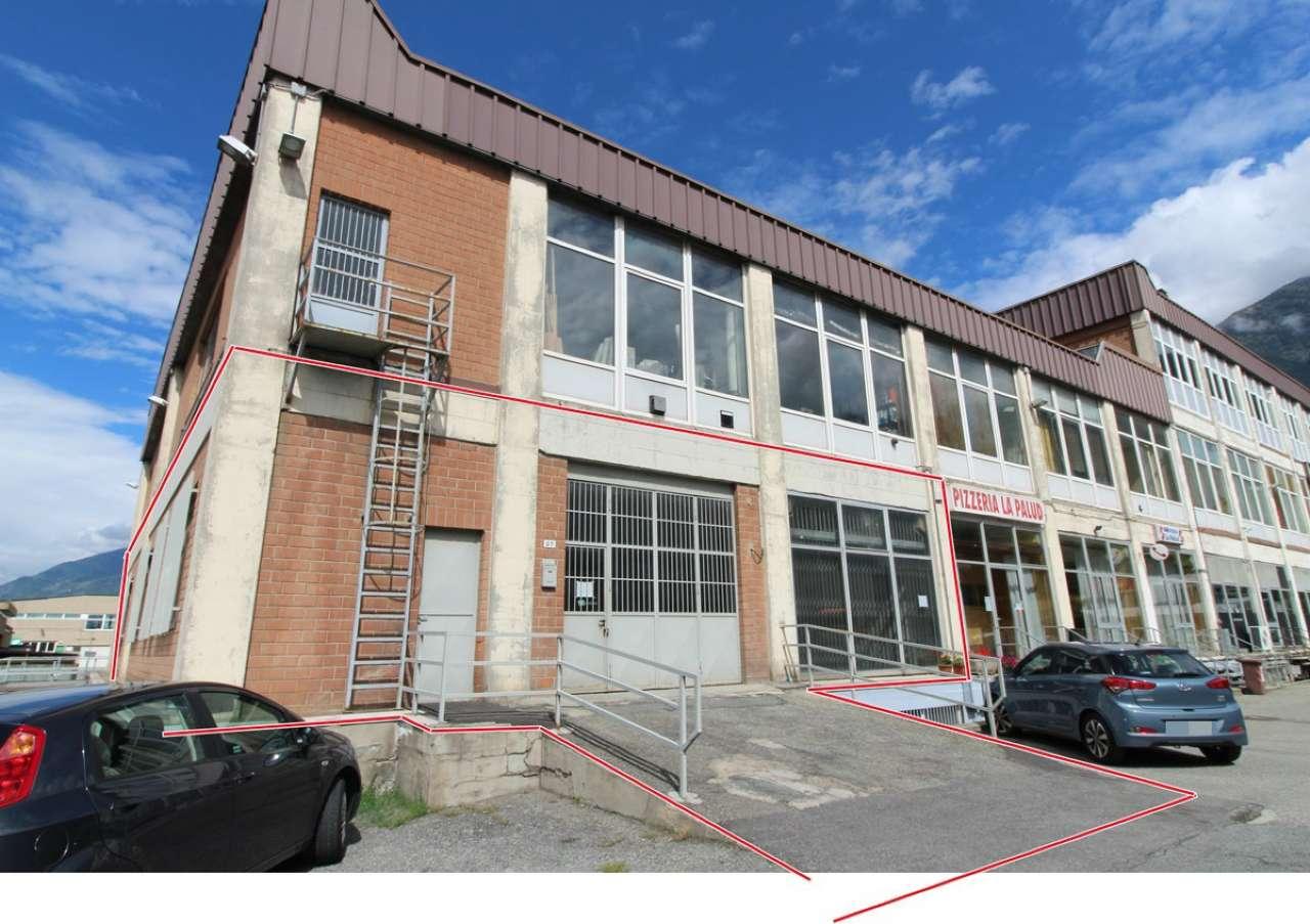 Magazzino in vendita a Quart, 1 locali, prezzo € 290.000 | CambioCasa.it