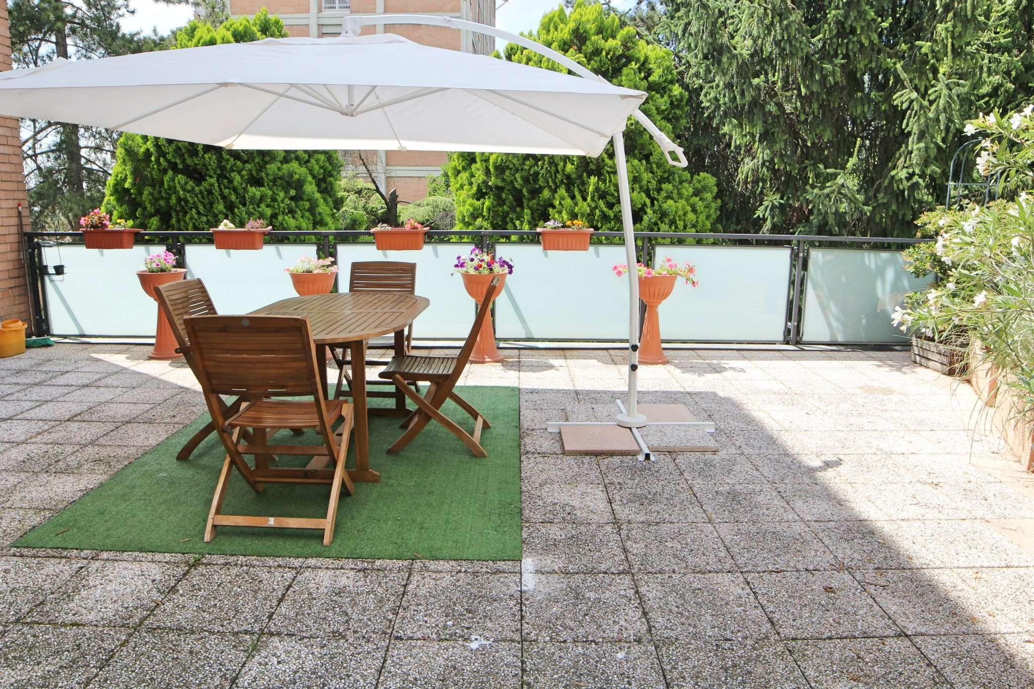 Appartamento ristrutturato con terrazzo
