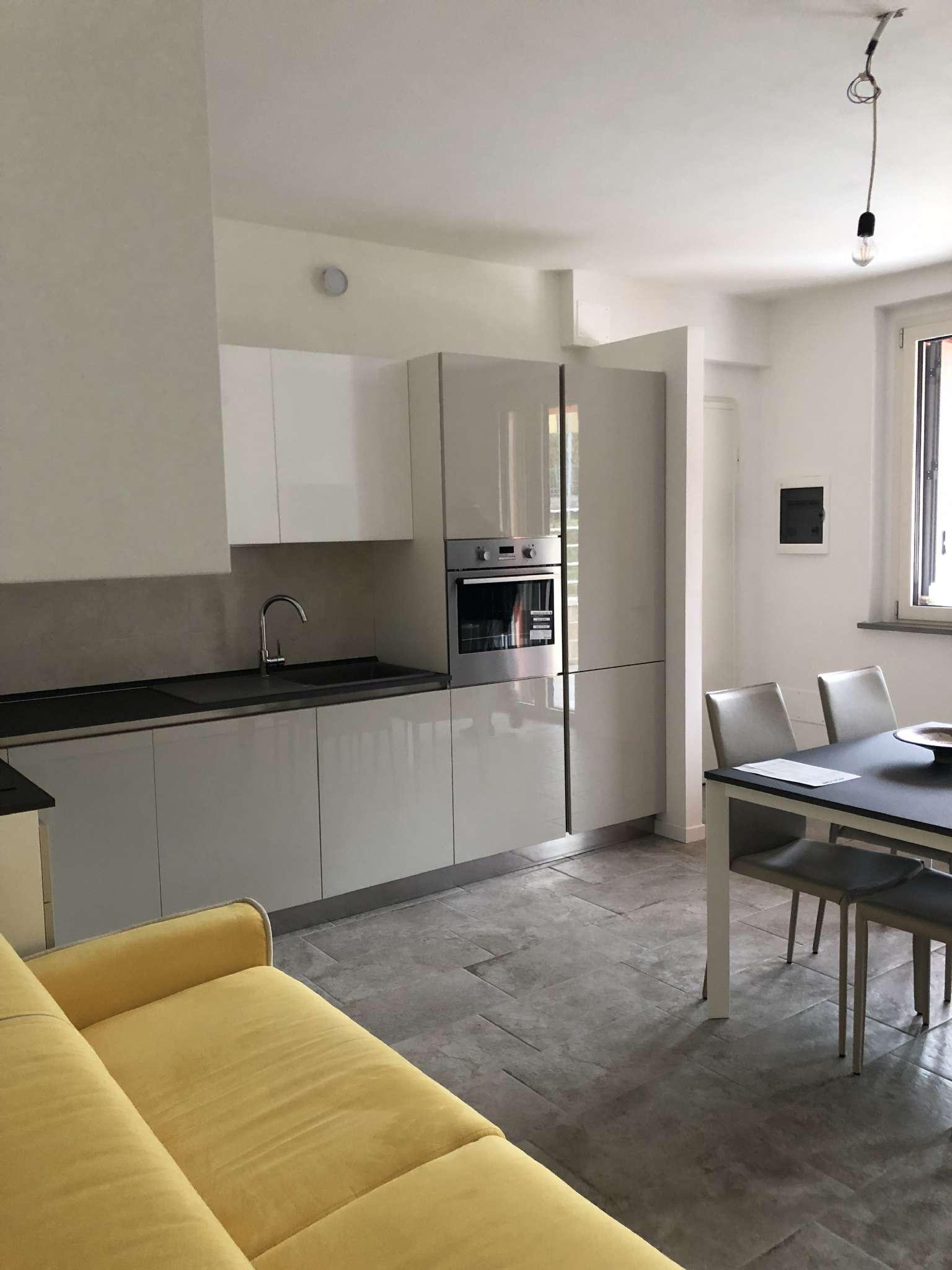 Appartamento nuovo con giardino