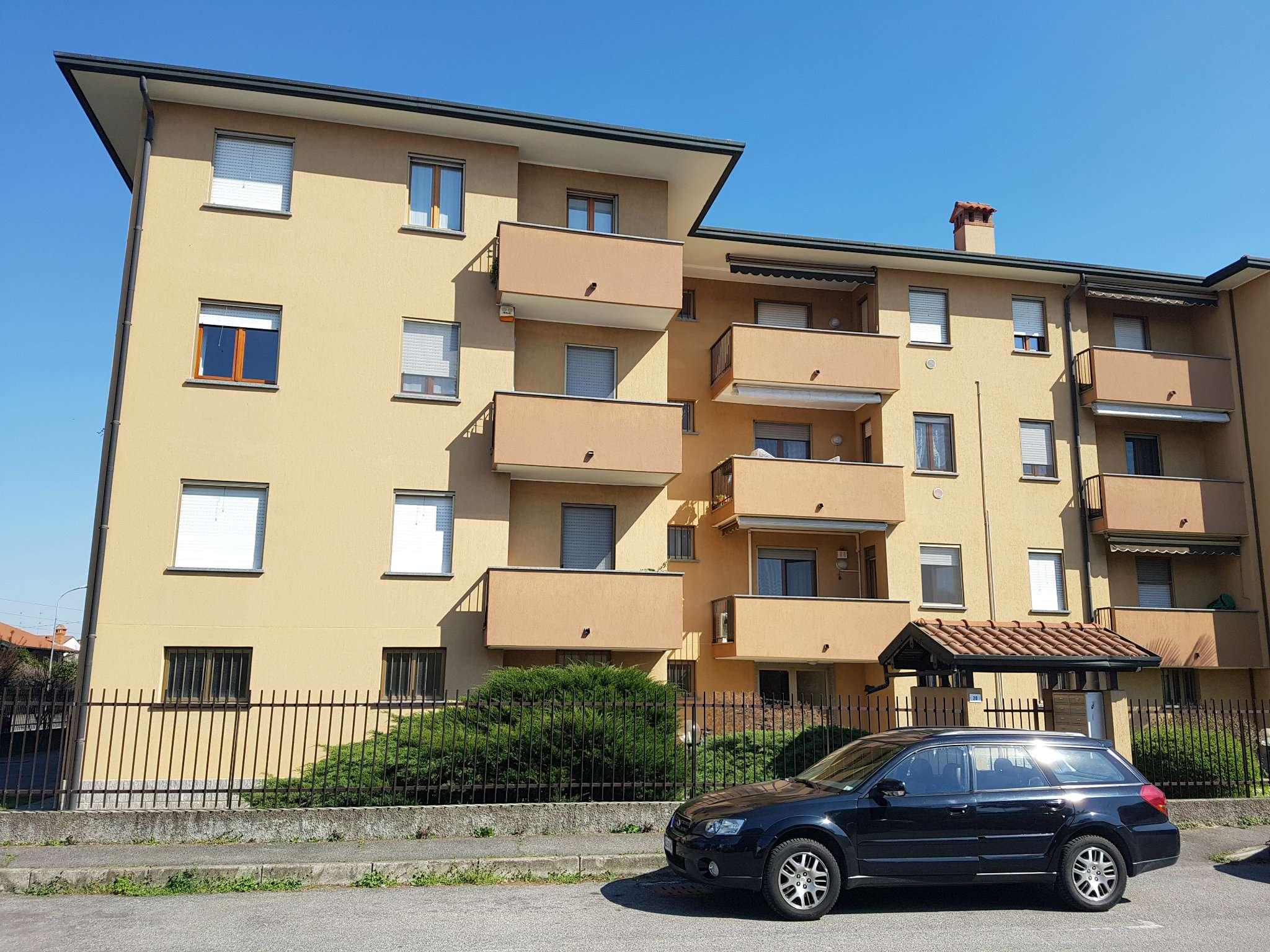 Appartamento in vendita a Bareggio, 2 locali, prezzo € 119.000 | CambioCasa.it