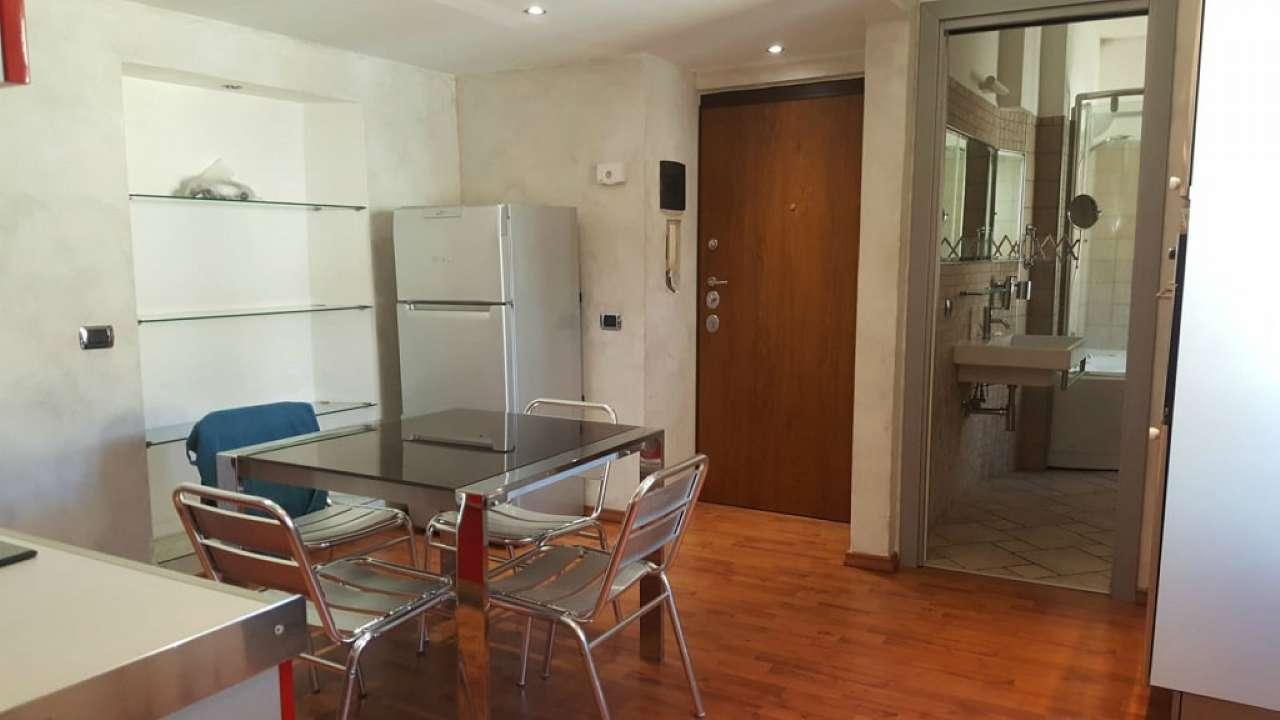 Appartamento in ottime condizioni arredato in affitto Rif. 8509629