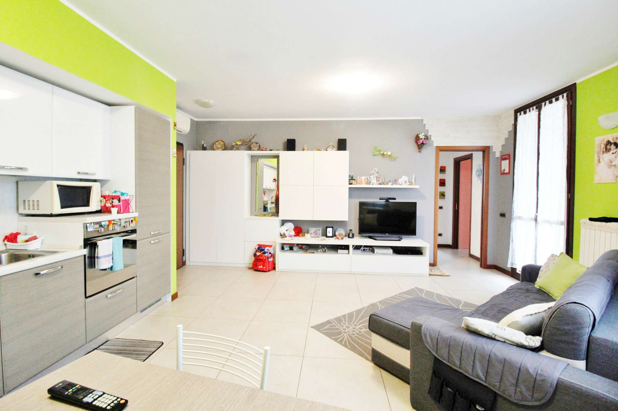 Appartamento in vendita a Concorezzo, 3 locali, prezzo € 179.000   CambioCasa.it