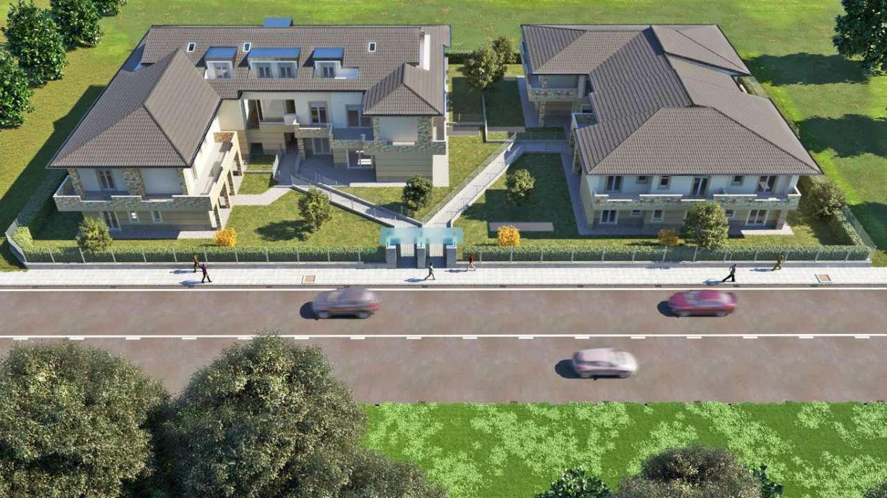 Appartamento in vendita a Ornago, 3 locali, prezzo € 228.400   PortaleAgenzieImmobiliari.it