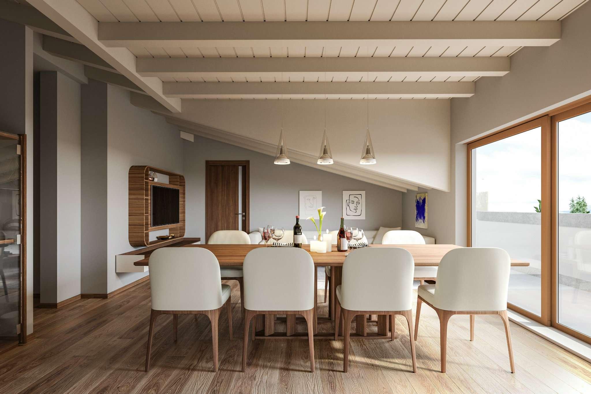 Appartamento in vendita a Sulbiate, 4 locali, prezzo € 265.000 | PortaleAgenzieImmobiliari.it