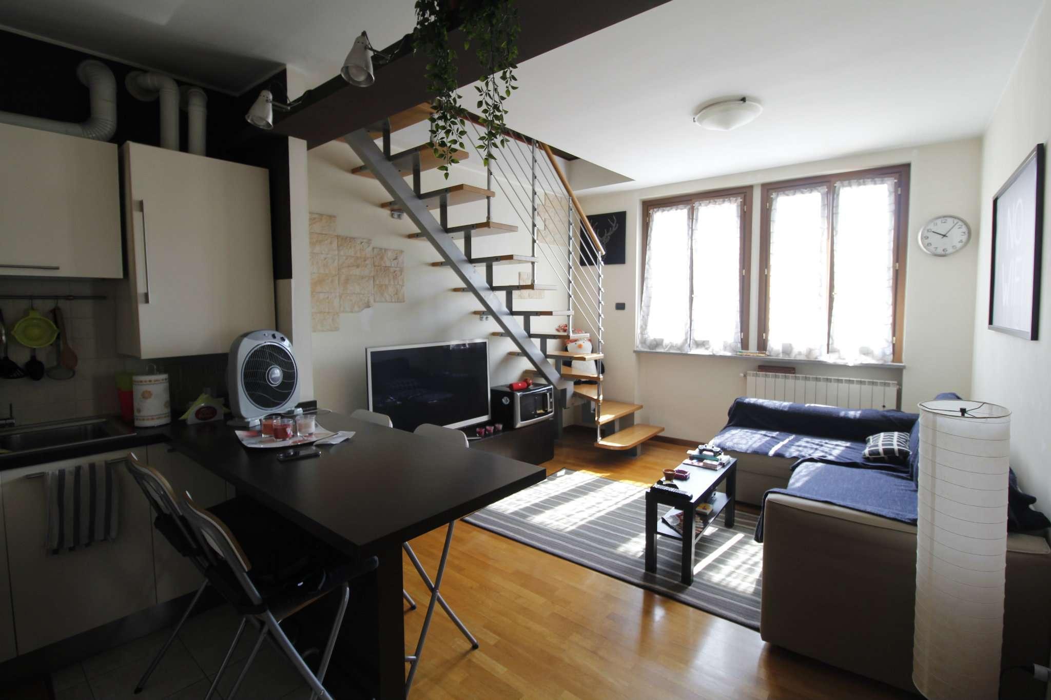 Appartamento in vendita a Burago di Molgora, 3 locali, prezzo € 155.000 | CambioCasa.it
