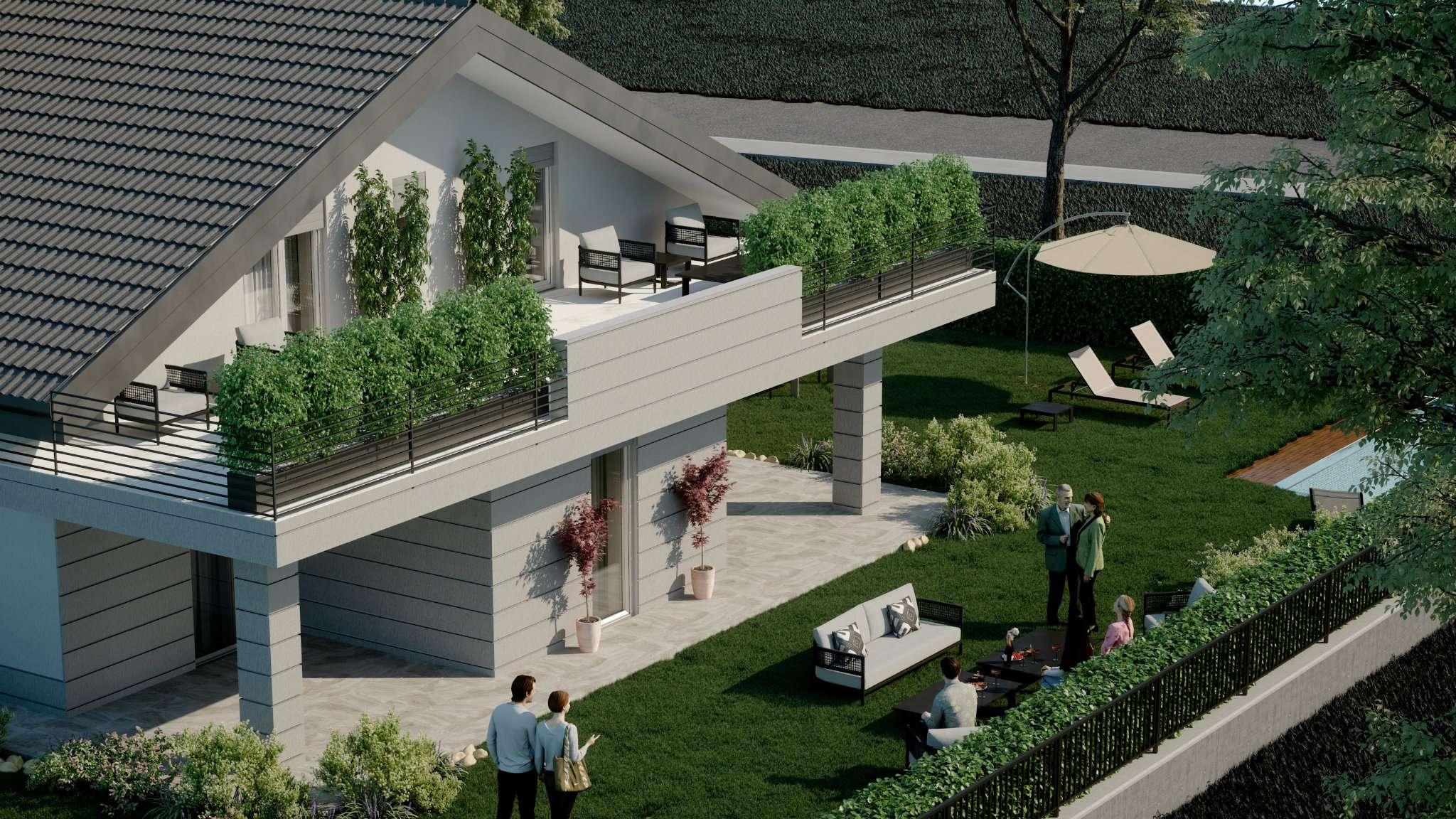 Villa a Schiera in Vendita a Mezzago