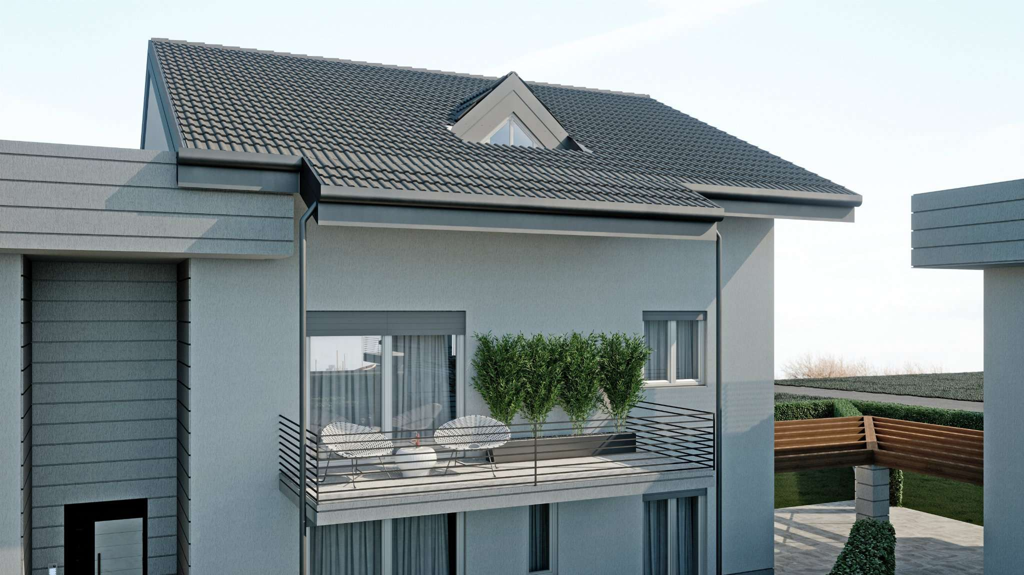 Appartamento in vendita a Mezzago, 3 locali, prezzo € 169.000 | CambioCasa.it