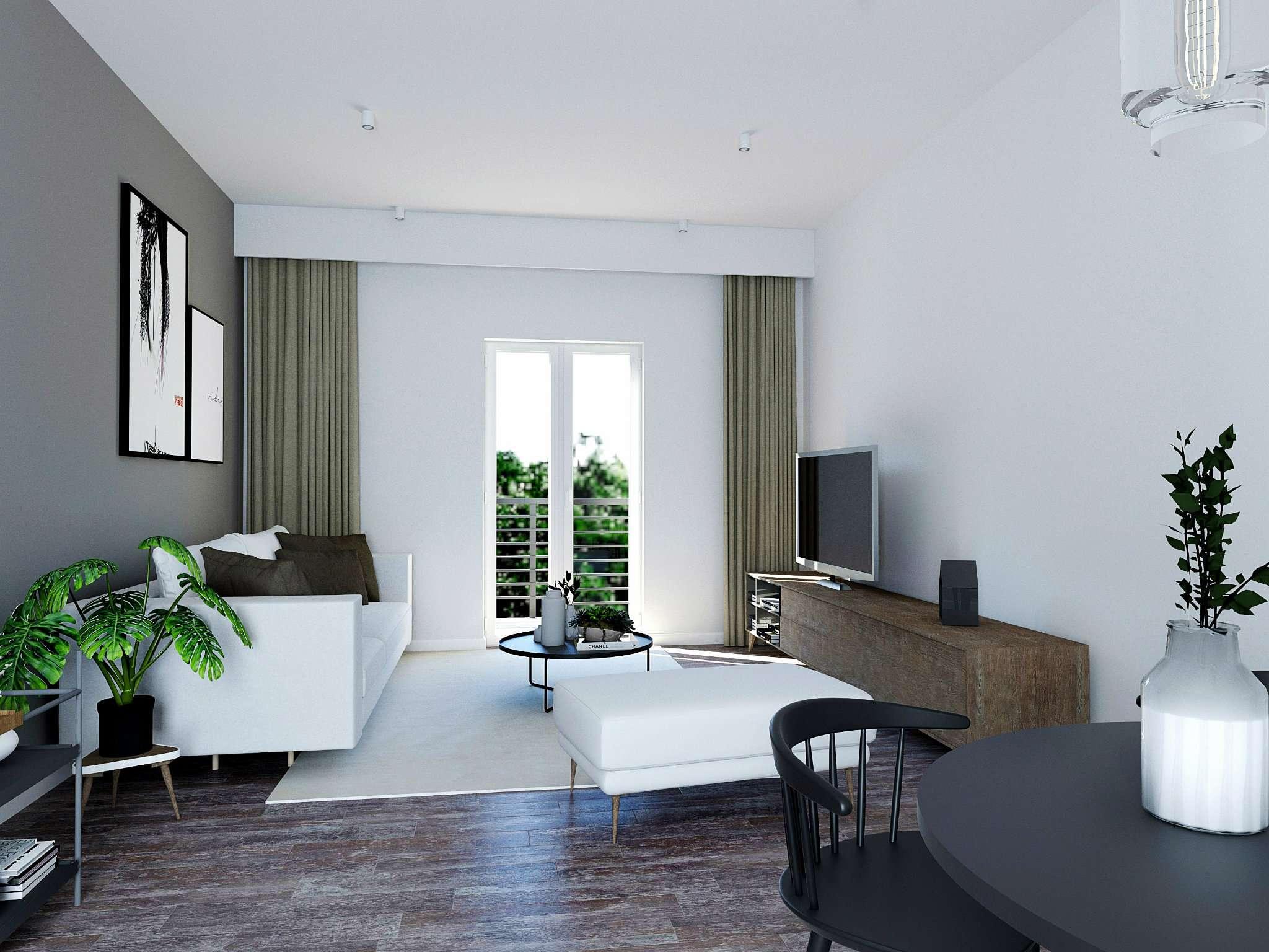 Appartamento in vendita a Vimercate, 3 locali, prezzo € 153.000   CambioCasa.it