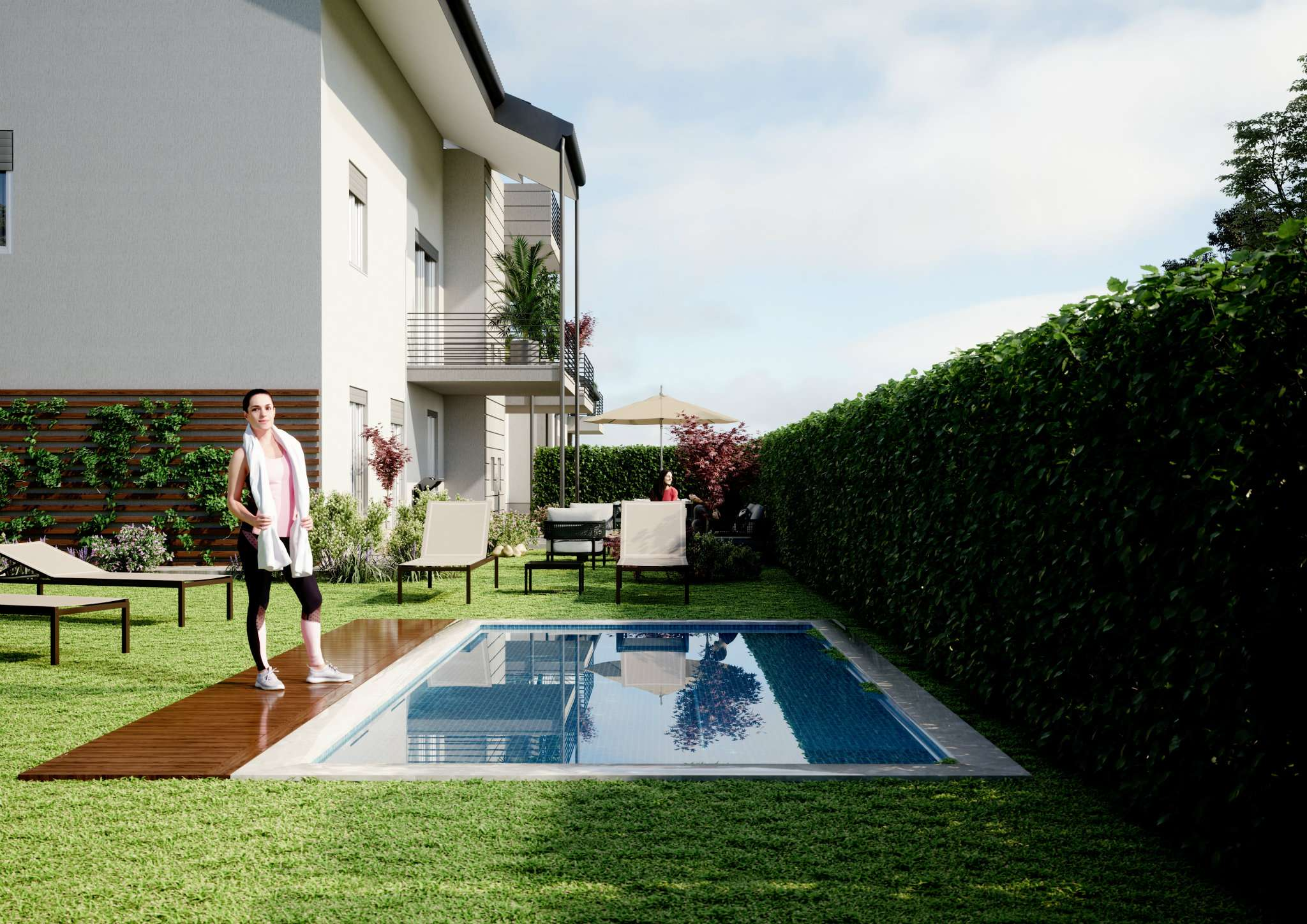 Appartamento in vendita a Mezzago, 3 locali, prezzo € 230.000 | CambioCasa.it