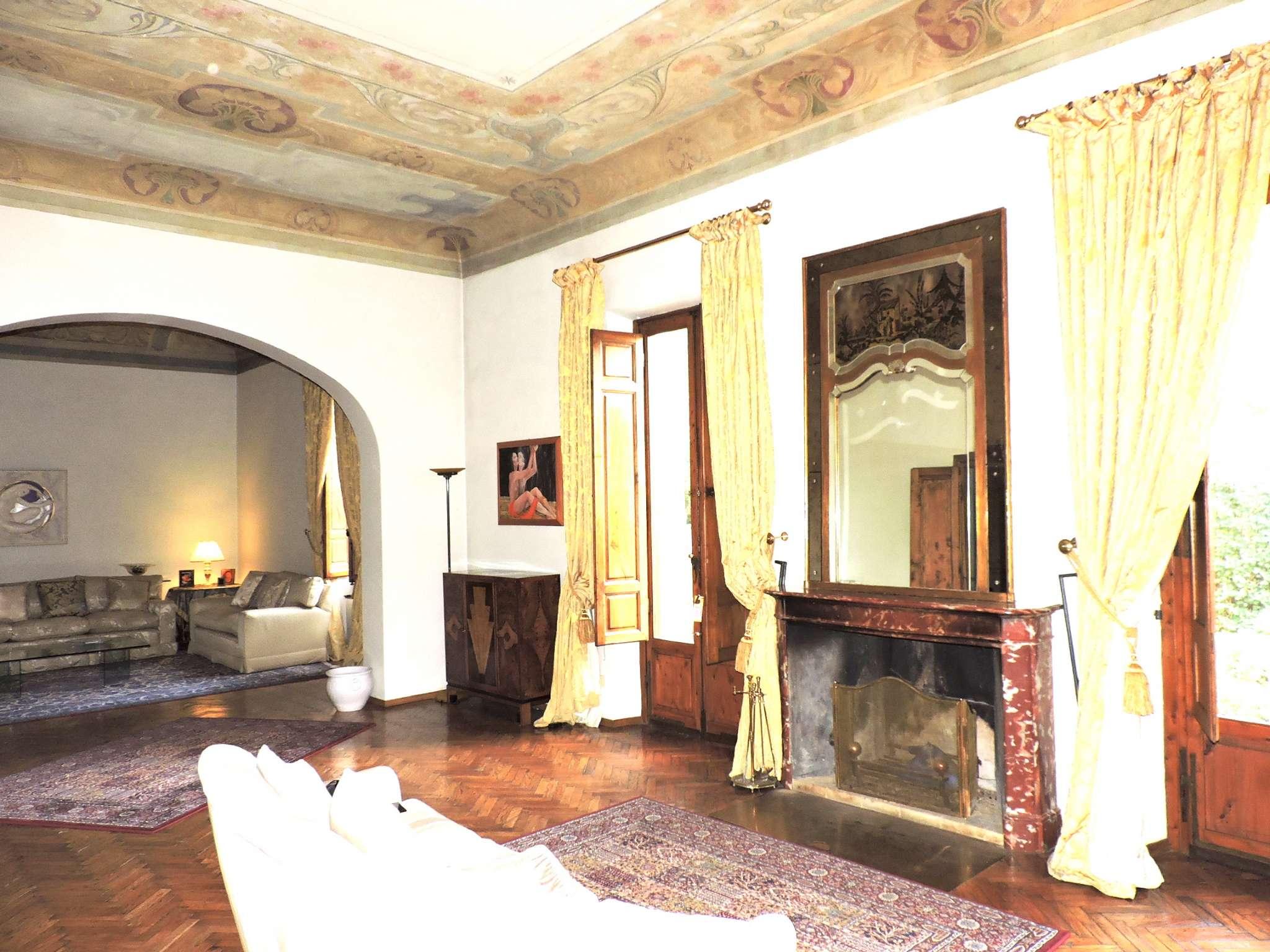 Villa con giardino taverna e box doppio a firenze - Mail box porta romana ...