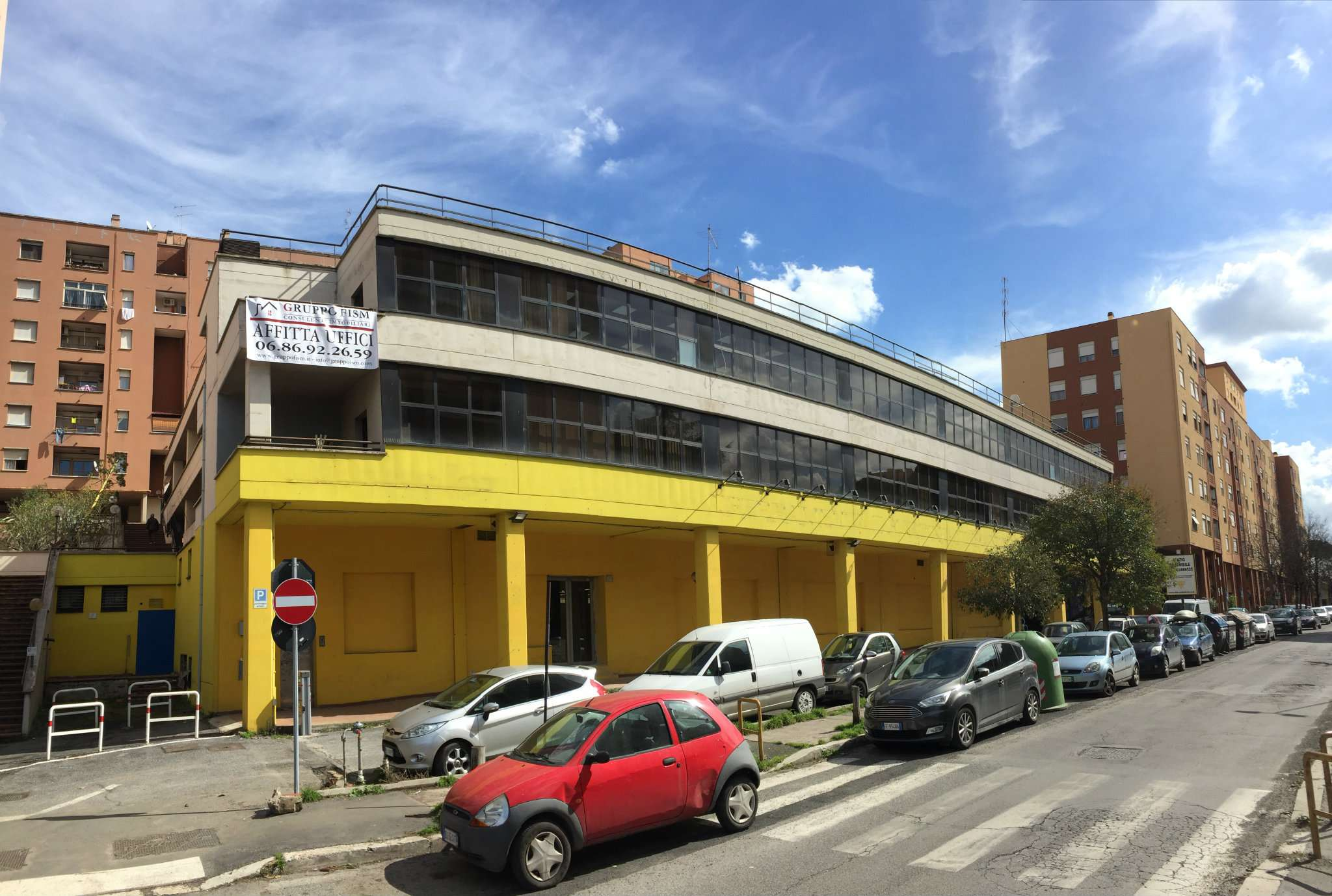 Ufficio studio roma affitto zona 6 nuovo for Studio affitto roma