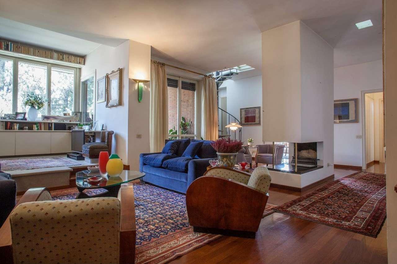 Attico / Mansarda in vendita a Roma, 9 locali, zona Zona: 32 - Fleming, Vignaclara, Monte Milvio, prezzo € 1.480.000   CambioCasa.it