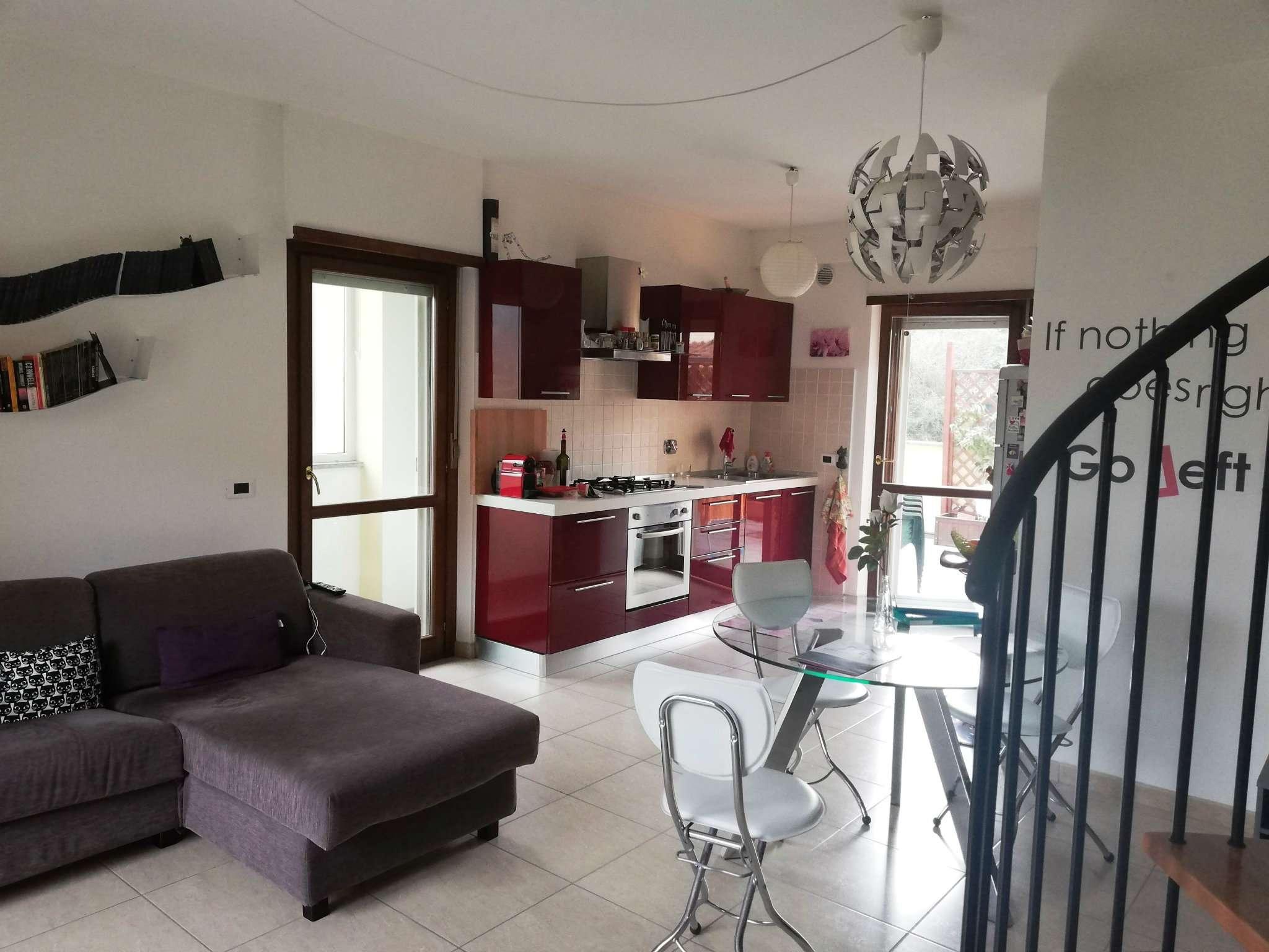 Appartamento in vendita a Roma, 2 locali, zona Zona: 33 . Quarto Casale, Labaro, Valle Muricana, Prima Porta, prezzo € 145.000   CambioCasa.it