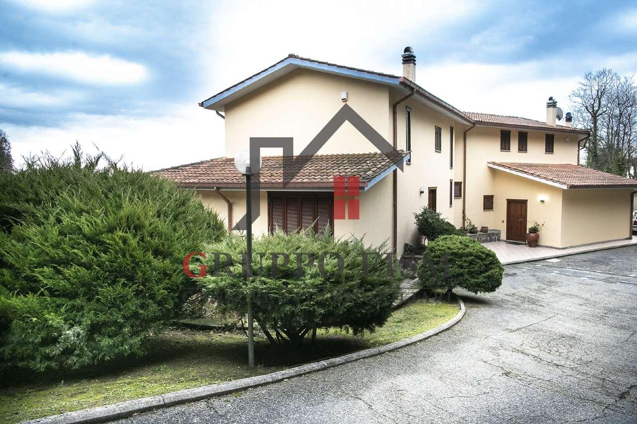 Villa in vendita a Campagnano di Roma, 13 locali, prezzo € 1.780.000 | CambioCasa.it