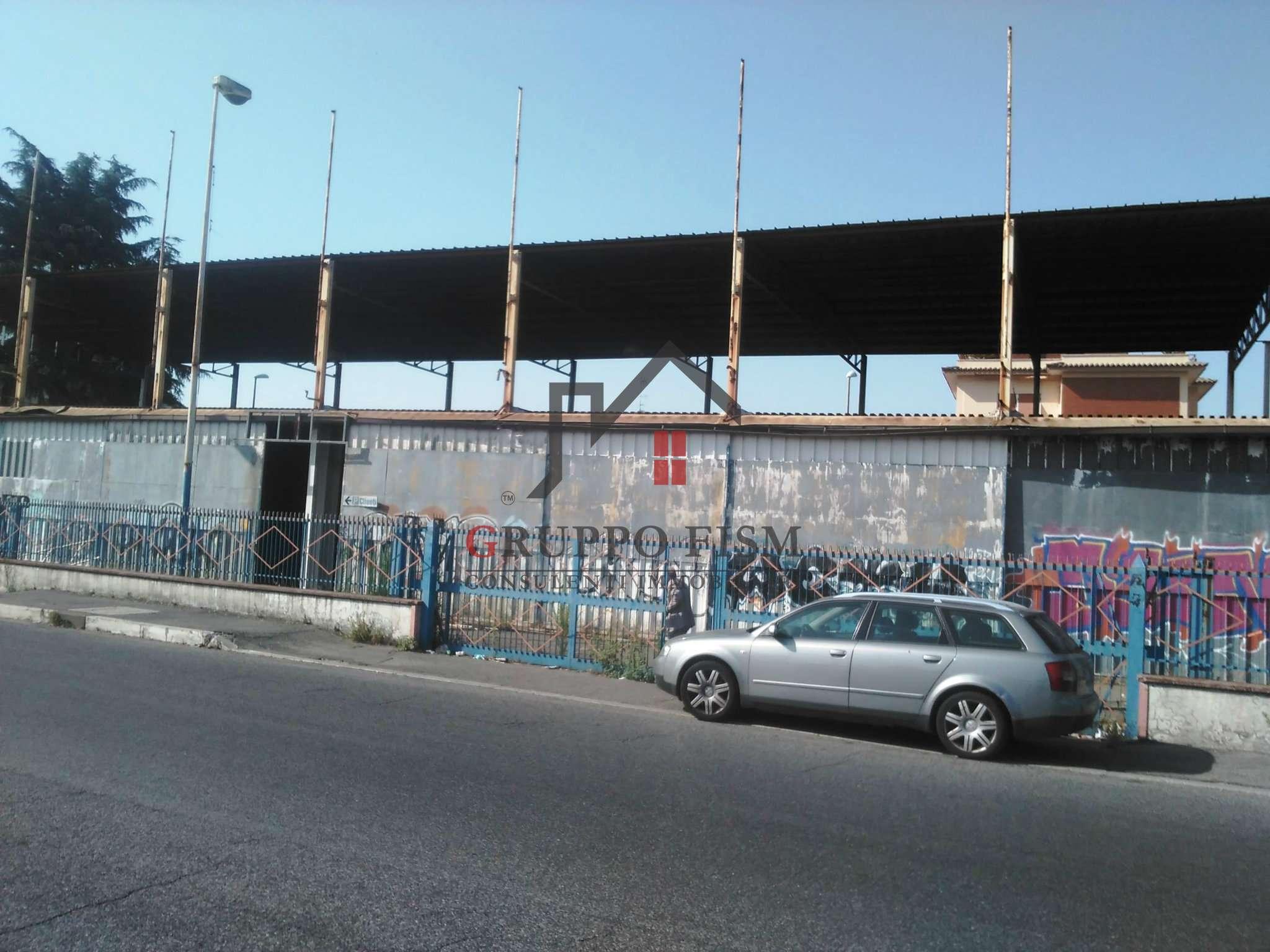 Capannone in affitto a Roma, 1 locali, zona Zona: 13 . Tuscolano, Appio Claudio, Villa Lais, Quadraro, prezzo € 4.500 | CambioCasa.it