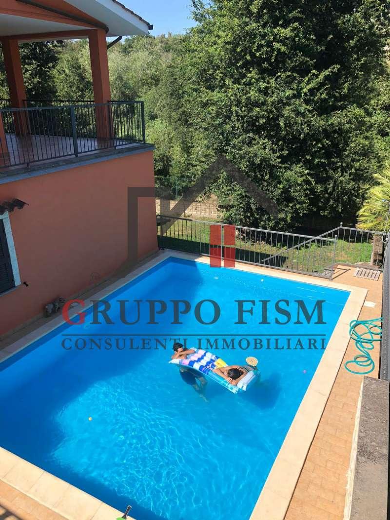 Villa Bifamiliare in vendita a Riano, 7 locali, prezzo € 595.000 | CambioCasa.it