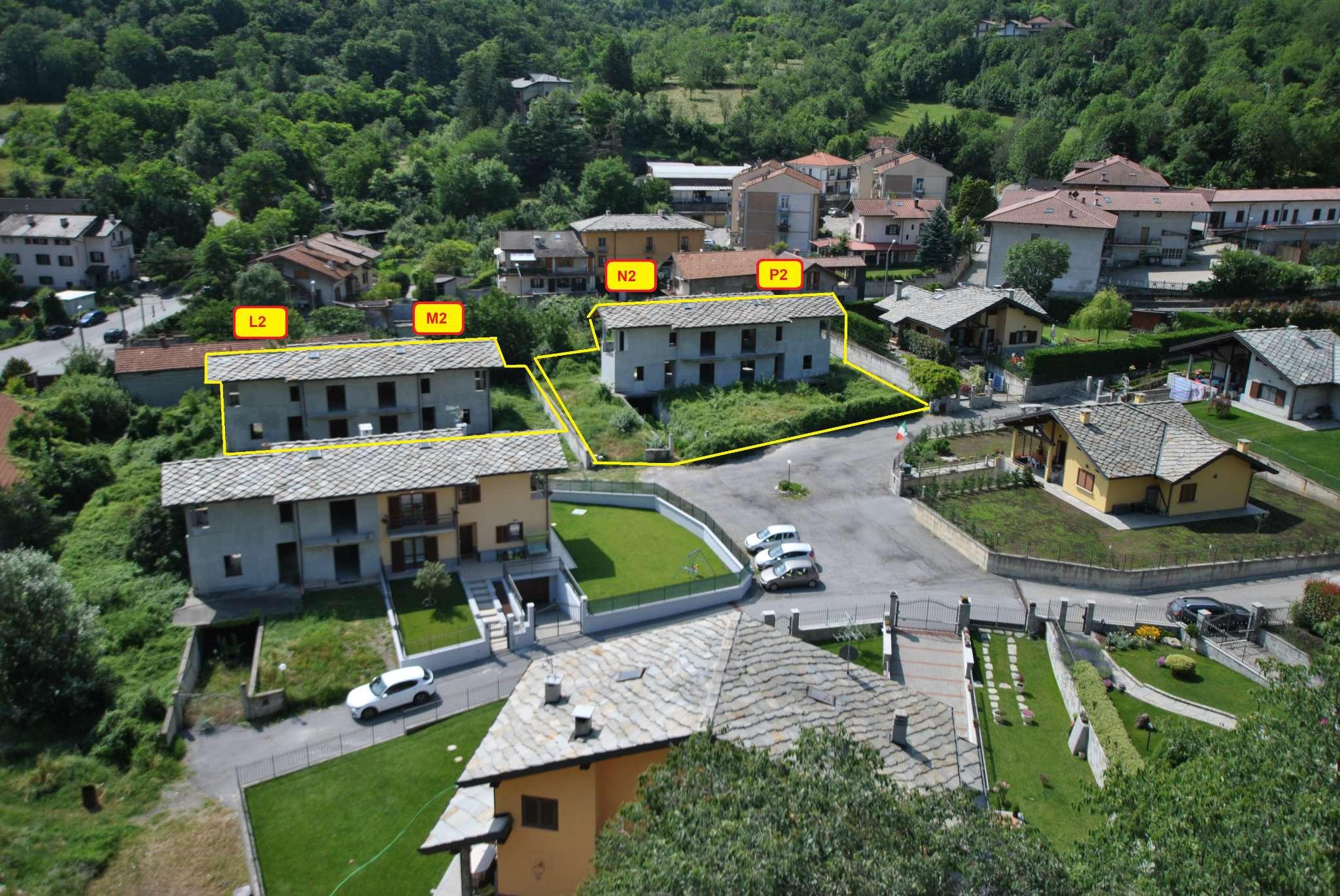 Villa Bifamiliare in vendita a Susa, 5 locali, prezzo € 95.000 | CambioCasa.it