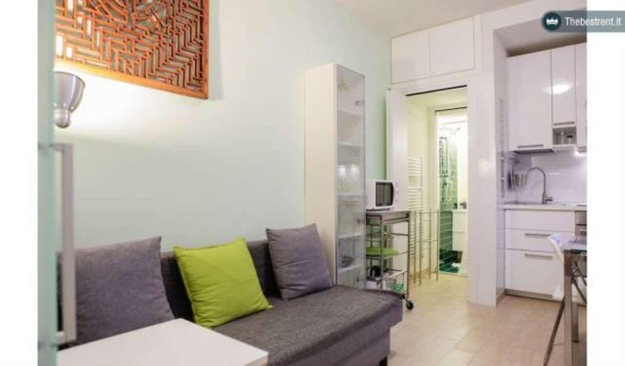 Appartamento in ottime condizioni arredato in affitto Rif. 6183873