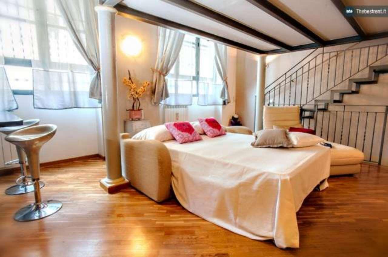 Appartamento in ottime condizioni arredato in affitto Rif. 6183878