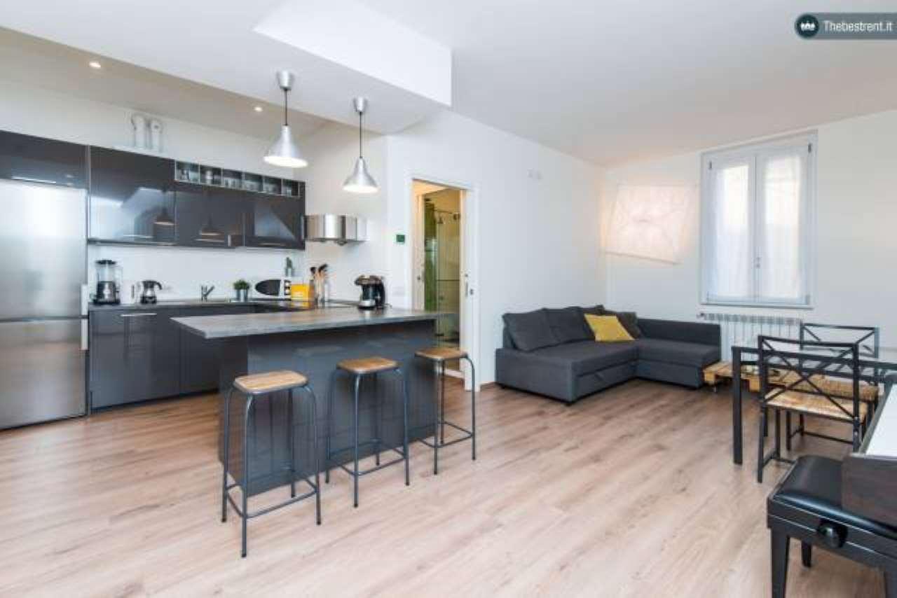 Appartamento in ottime condizioni arredato in affitto Rif. 6183891