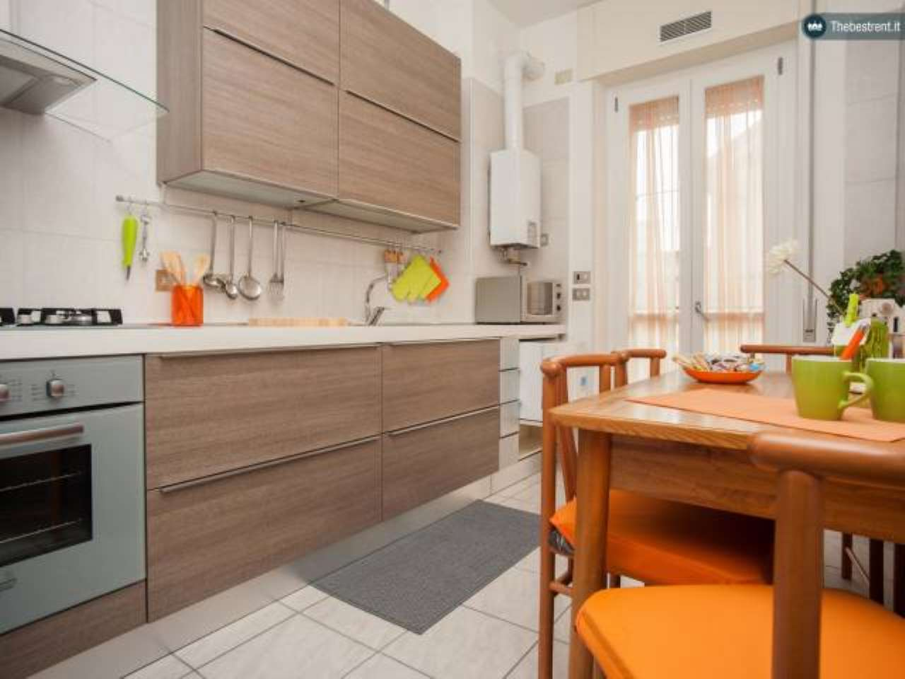 Appartamento in ottime condizioni arredato in affitto Rif. 6183898