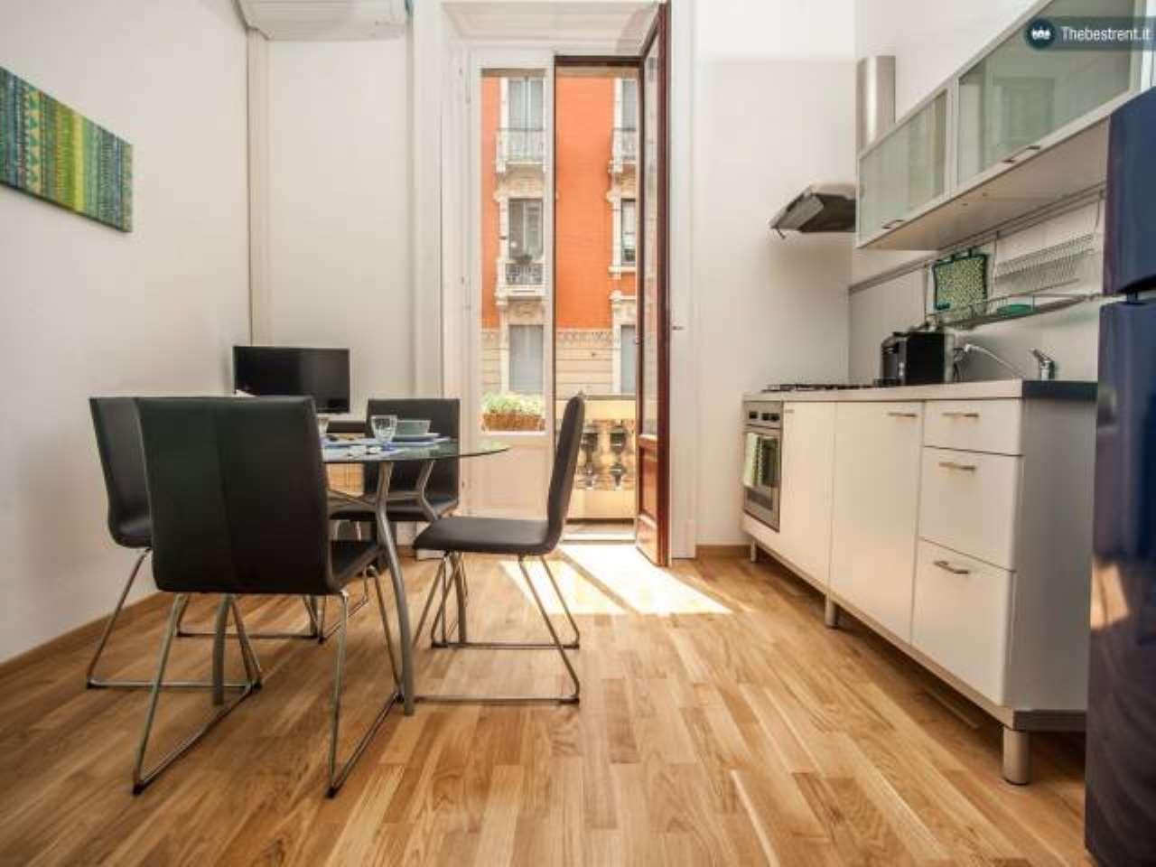 Appartamento in ottime condizioni arredato in affitto Rif. 6183903